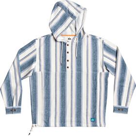 Quiksilver Neo Blue Jacket Men, blauw/wit
